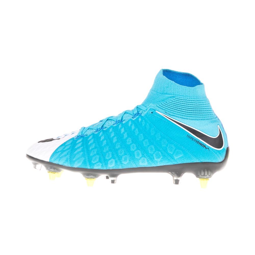 NIKE – Ανδρικά παπούτσια ποδοσφαίρου HYPERVENOM PHANTOM III DYNAMIC γαλάζια