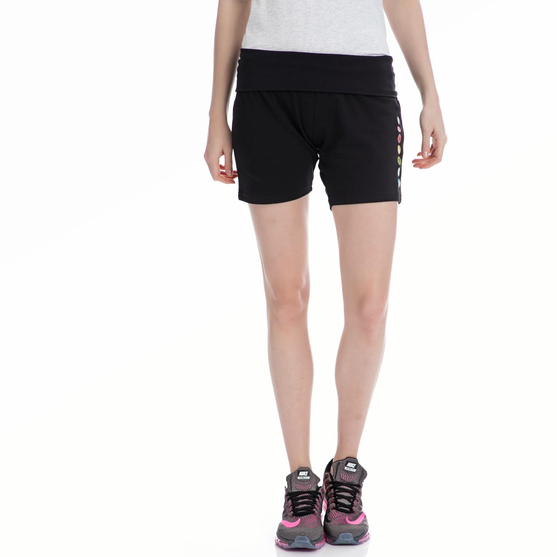 BODYTALK - Γυναικείο σορτς BODYTALK μαύρο γυναικεία ρούχα σορτς βερμούδες αθλητικά