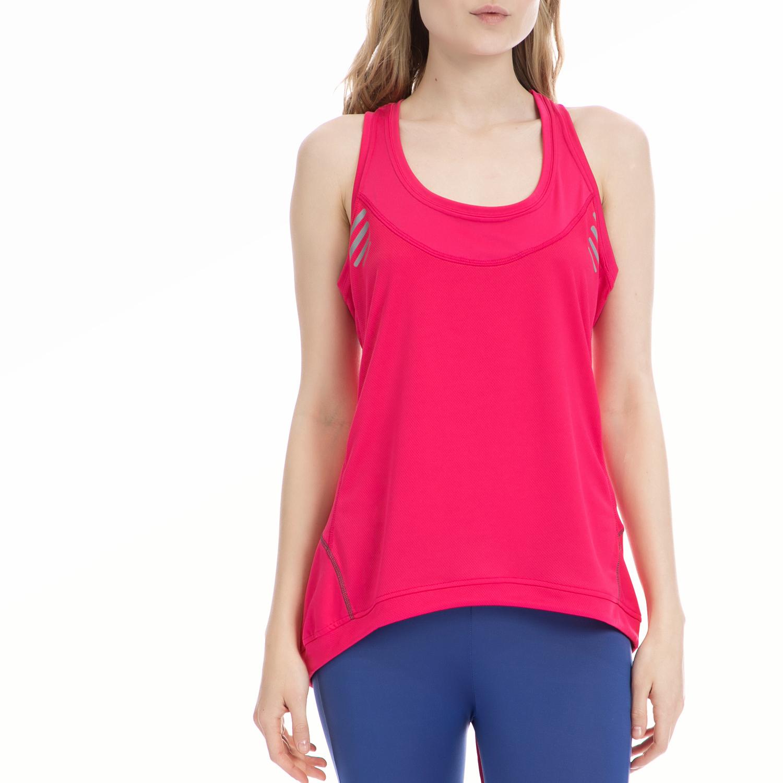 cdea72066187 BODYTALK – Γυναικεία αμάνικη μπλούζα BODYTALK φούξια. Factory Outlet