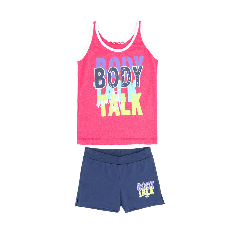 BODYTALK - Παιδικό σετ BODYTALK μπλε-φούξια παιδικά girls ρούχα αθλητικά