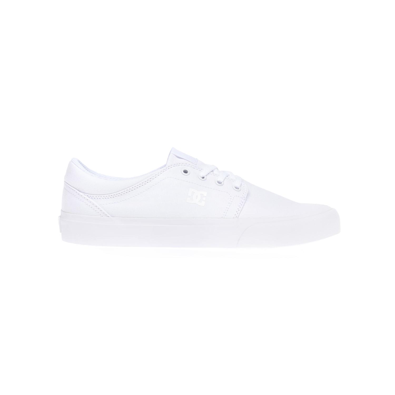 DC – Ανδρικά παπούτσια DC λευκά