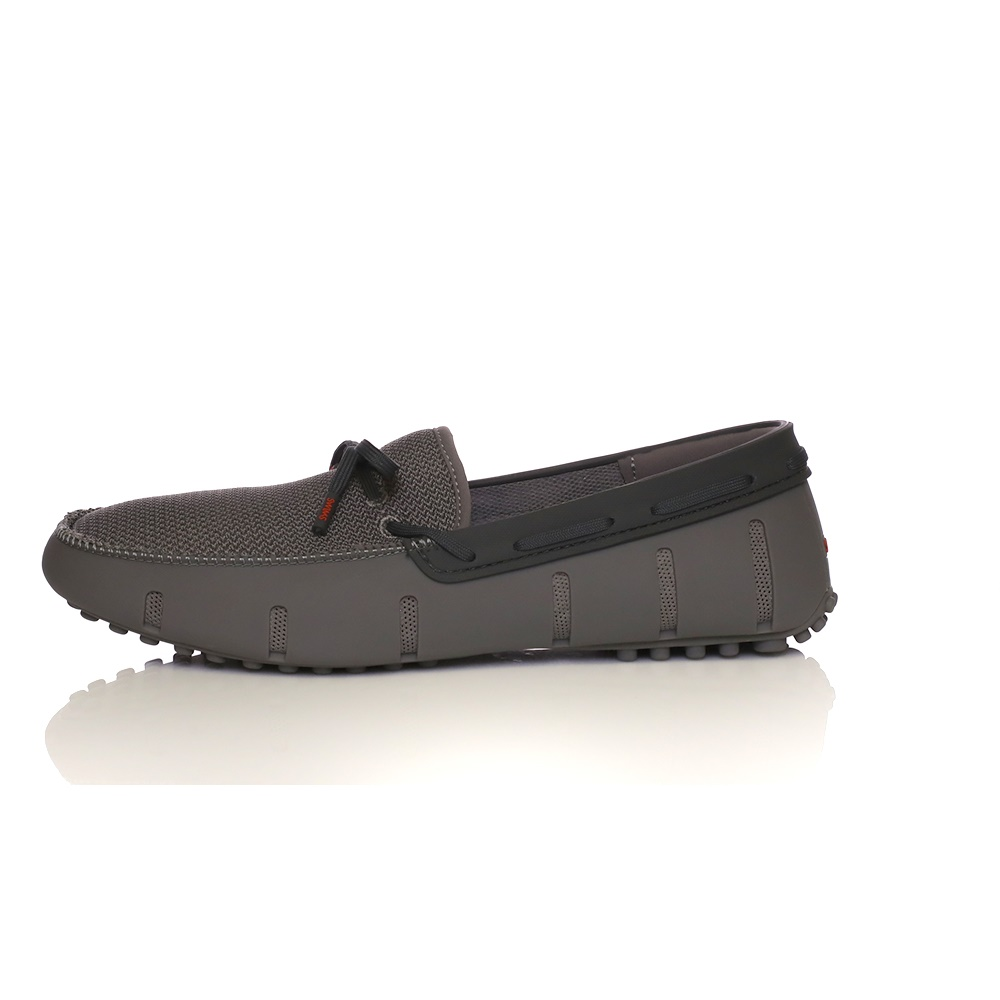 SWIMS – Ανδρικά μοκασίνια LACE LOAFER DRIVER γκρι