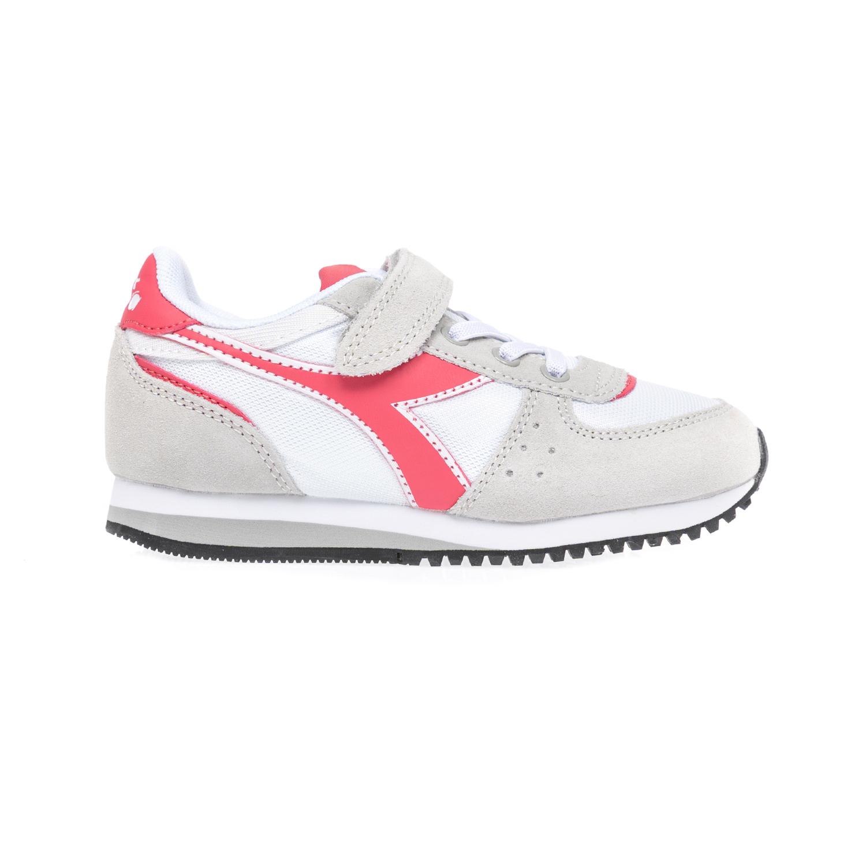 DIADORA – Παιδικά παπούτσια DIADORA γκρι
