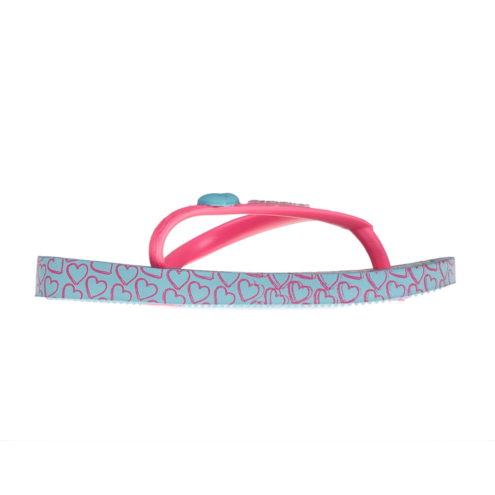 IPANEMA – Κοριτσίστικες σαγιονάρες IPANEMA γαλάζιες με print