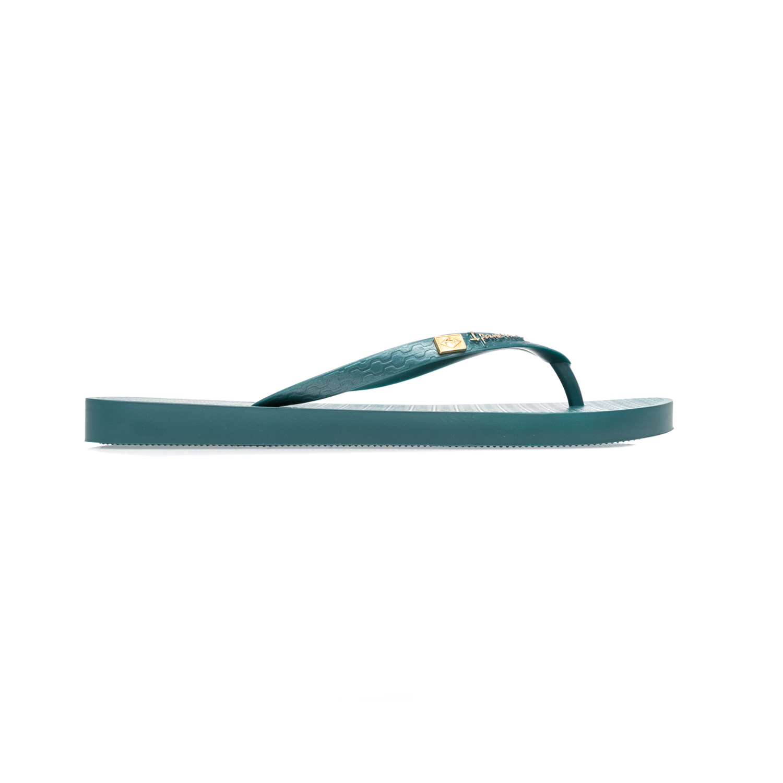 IPANEMA - Γυναικείες σαγιονάρες Ipanema πράσινες γυναικεία παπούτσια σαγιονάρες slides casual