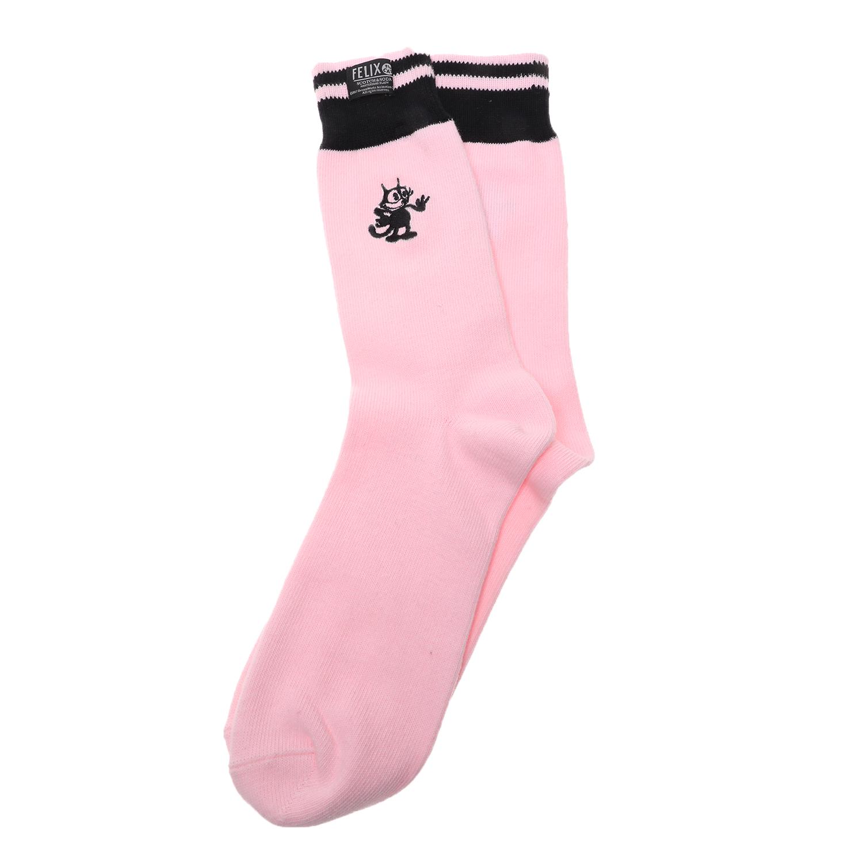 SCOTCH & SODA - Ανδρικές κάλτσες SCOTCH & SODA FELIX ροζ μαύρο