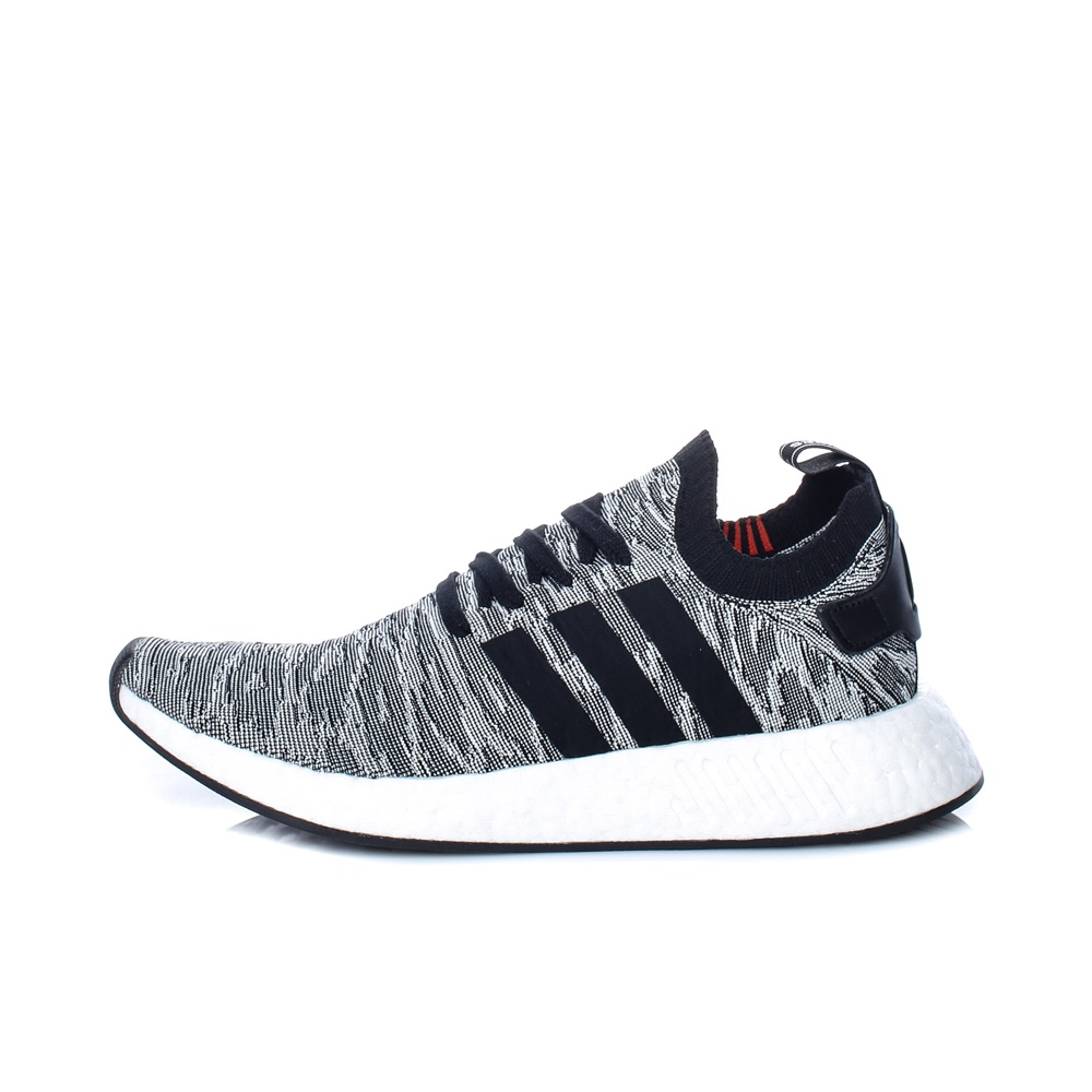 a09ec4582ff adidas originals – Ανδρικά αθλητικά παπούτσια NMD_R2 PK γκρι-μαύρα