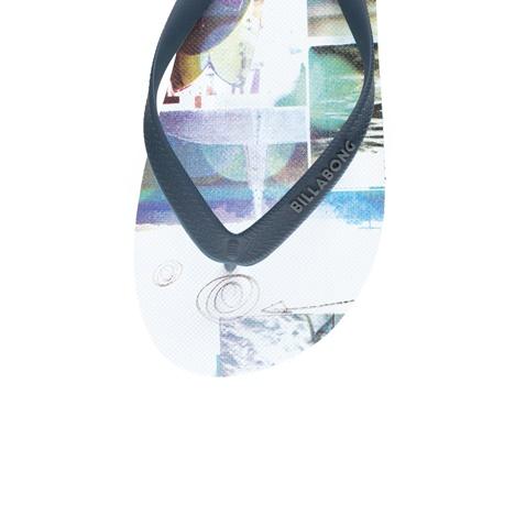 BILLABONG-Ανδρικές σαγιονάρες Billabong μαύρες-μπλε