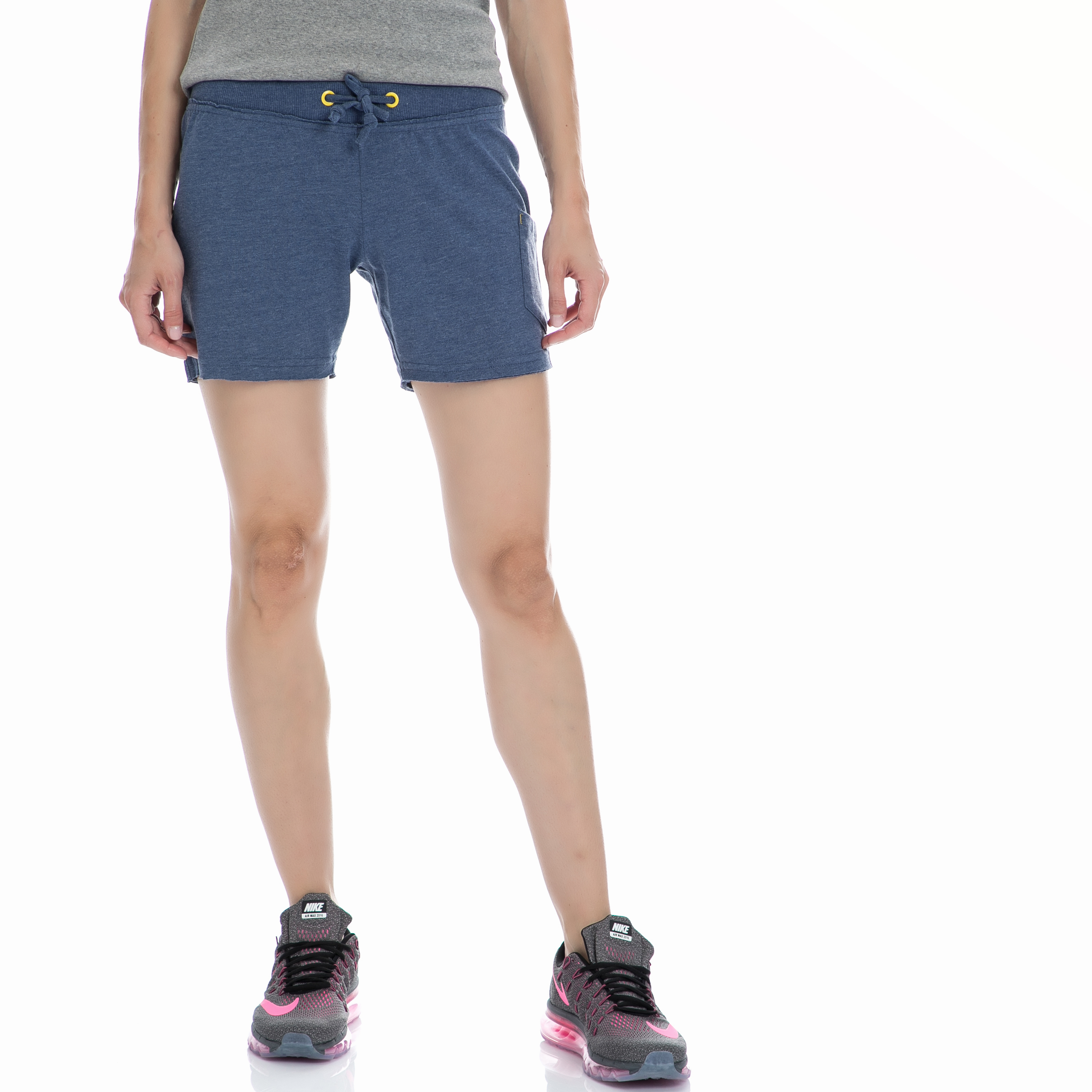 BODYTALK - Γυαναικείο σορτς BODYTALK μπλε γυναικεία ρούχα σορτς βερμούδες αθλητικά
