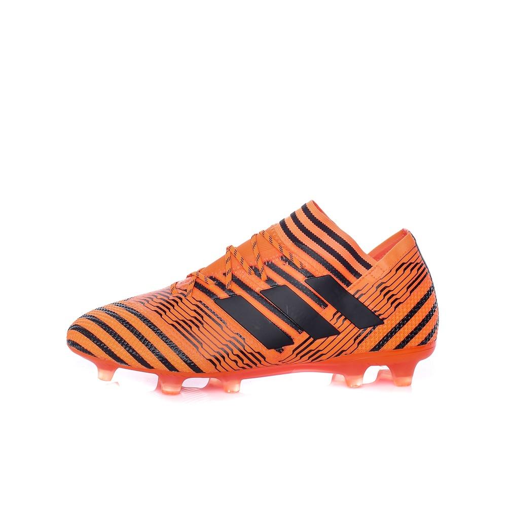 adidas Performance – Ανδρικά παπούτσια για ποδόσφαιρο FC 17.1 FG πορτοκαλί – μαύρα