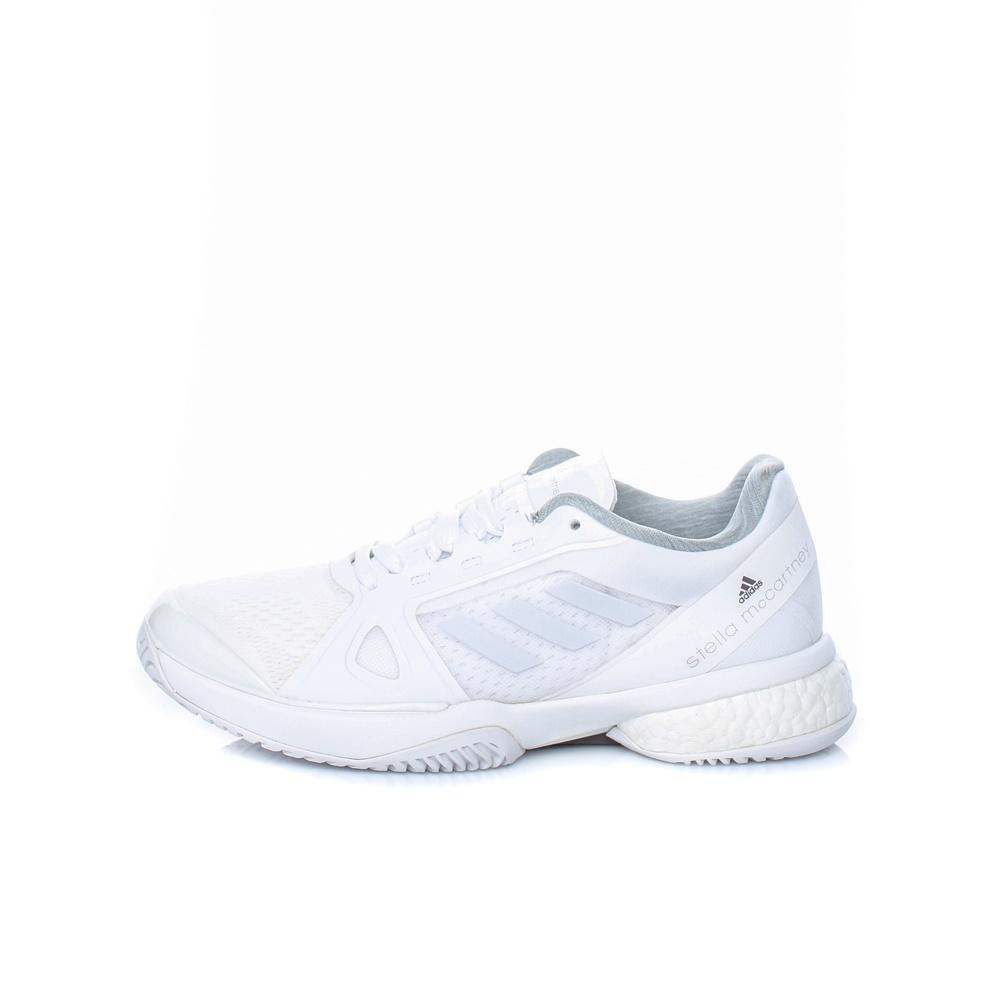 adidas Performance – Γυναικείο παπούτσι τένις aSMC Barricade Boost 2017 λευκό