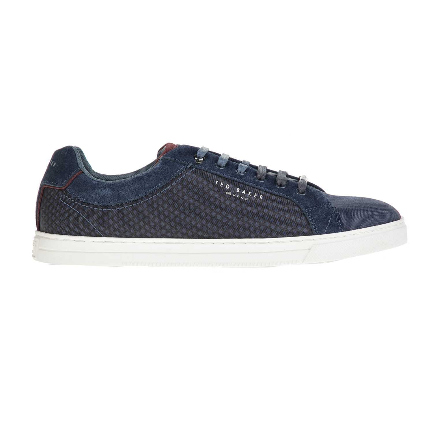 -30% Factory Outlet TED BAKER – Ανδρικά sneakers SARPIO μπλε 0cb491710f9