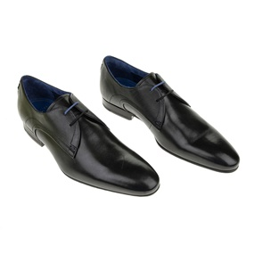 9cdf9fcf402 TED BAKER. Ανδρικά δετά παπούτσια PEAIR μαύρα