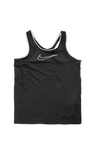 ce3a57bbccf Κοριτσίστικη αμάνικη μπλούζα NIKE NP TANK μαύρη (1595401.1-7171)   Factory  Outlet
