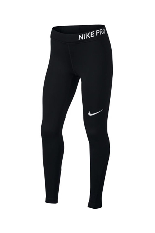 NIKE - Παιδικό αθλητικό κολάν για κορτίτσια Nike Pro Tight μαύρο παιδικά girls ρούχα αθλητικά