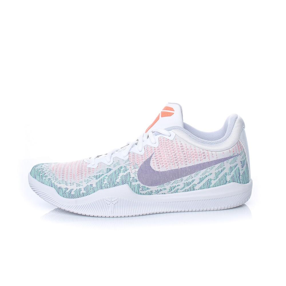 NIKE – Ανδρικά παπούτσια μπάσκετ NIKE MAMBA RAGE λευκά