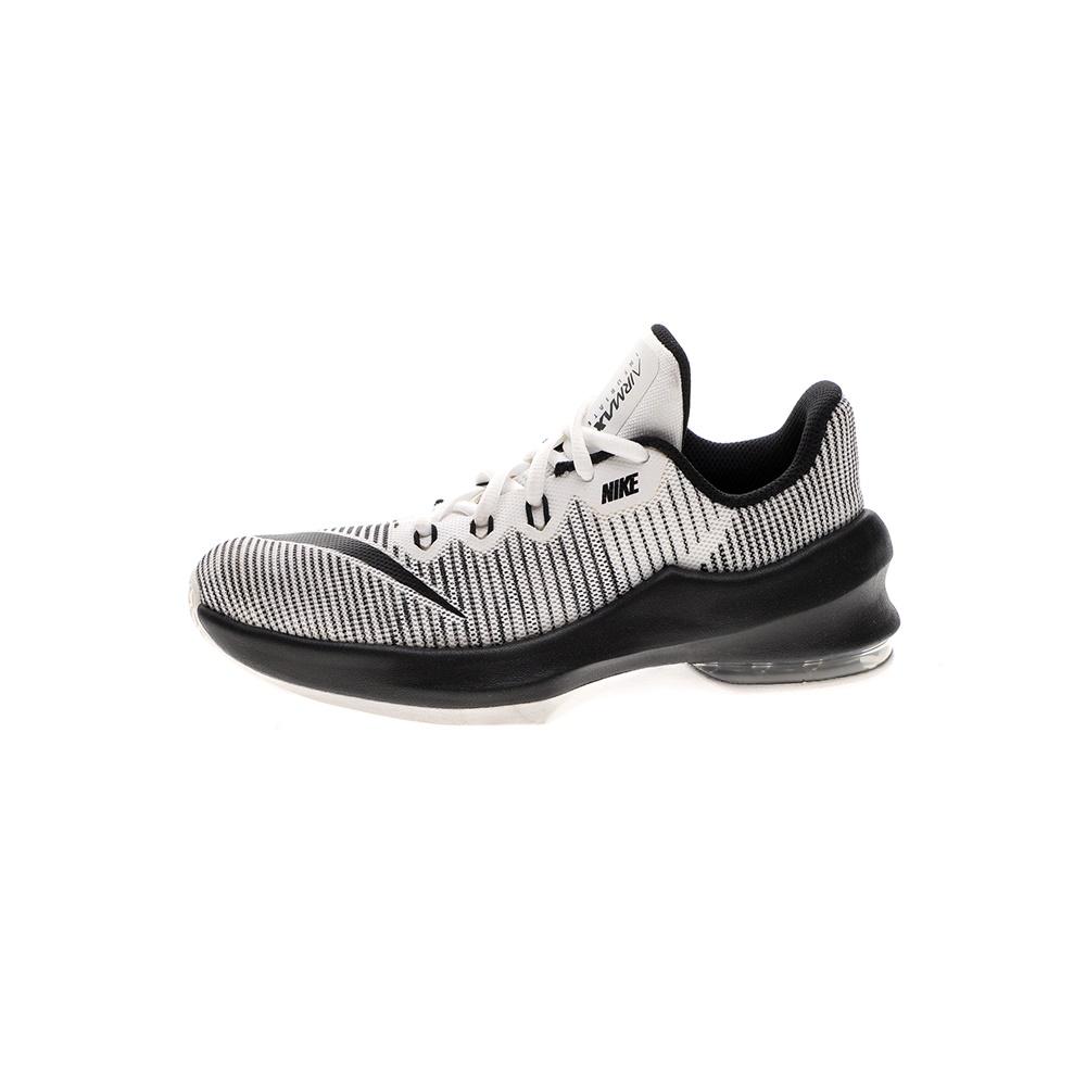 NIKE – Παιδικά παπούτσια basketball NIKE AIR MAX INFURIATE II (GS) λευκά μαύρα