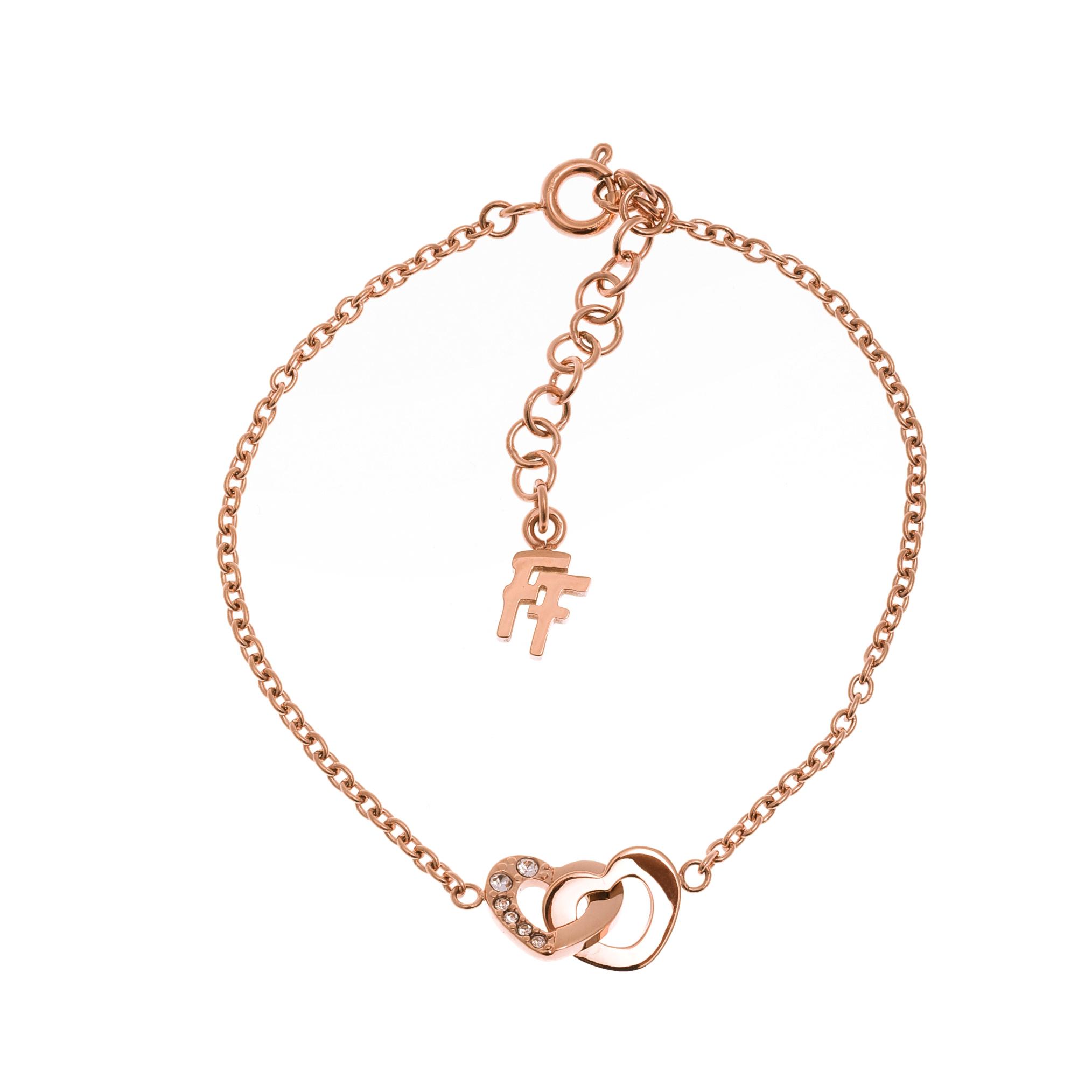 FOLLI FOLLIE - Βραχιόλι FOLLI FOLLIE γυναικεία αξεσουάρ κοσμήματα βραχιόλια