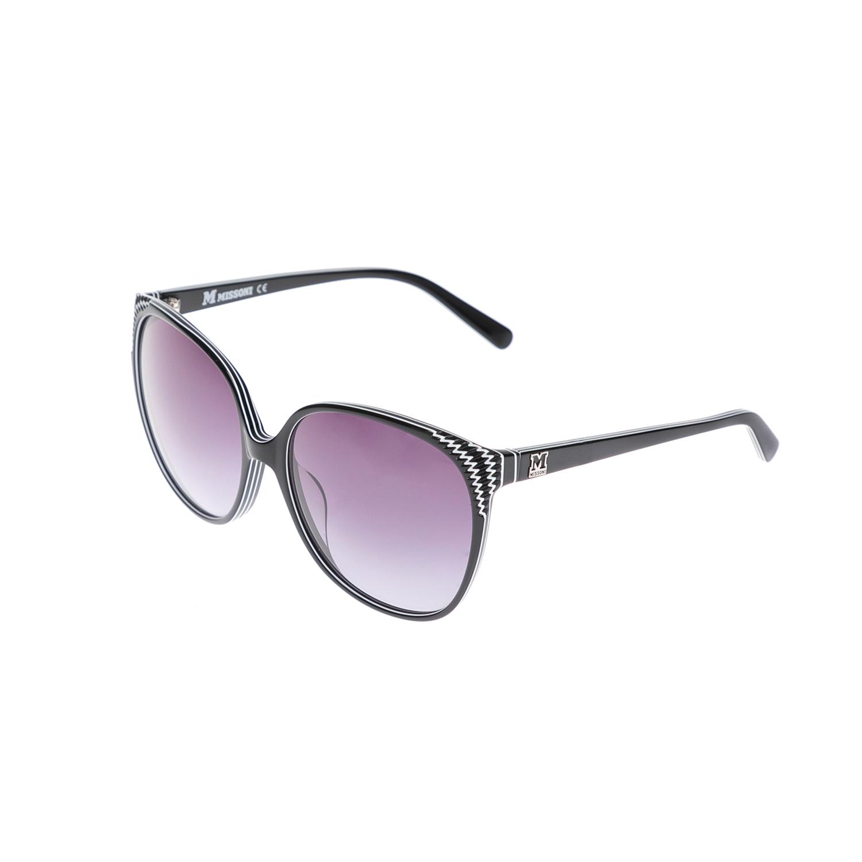 MISSONI - Γυαλιά ηλίου Missoni ασπρόμαυρα γυναικεία αξεσουάρ γυαλιά ηλίου