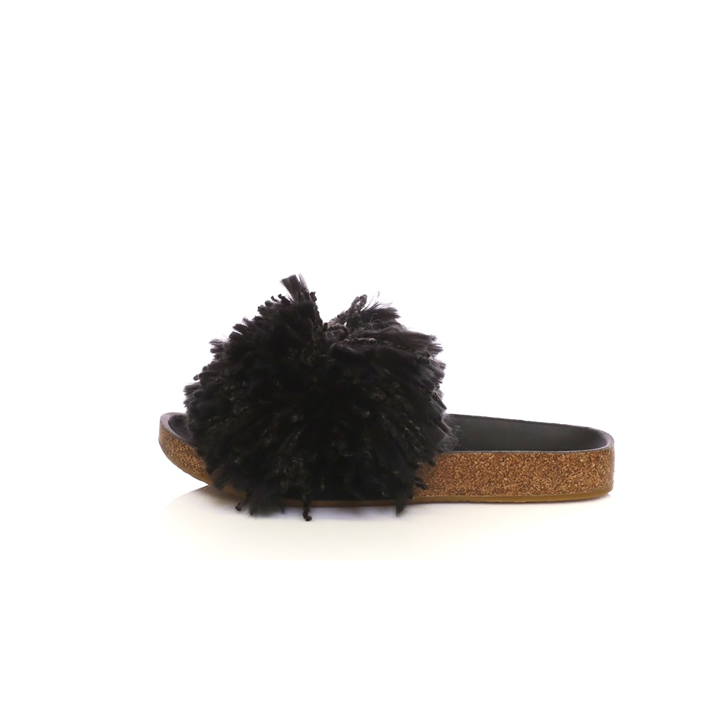 2b67d55cfcc -30% Factory Outlet UGG – Γυναικεία slides UGG CINDY μαύρα