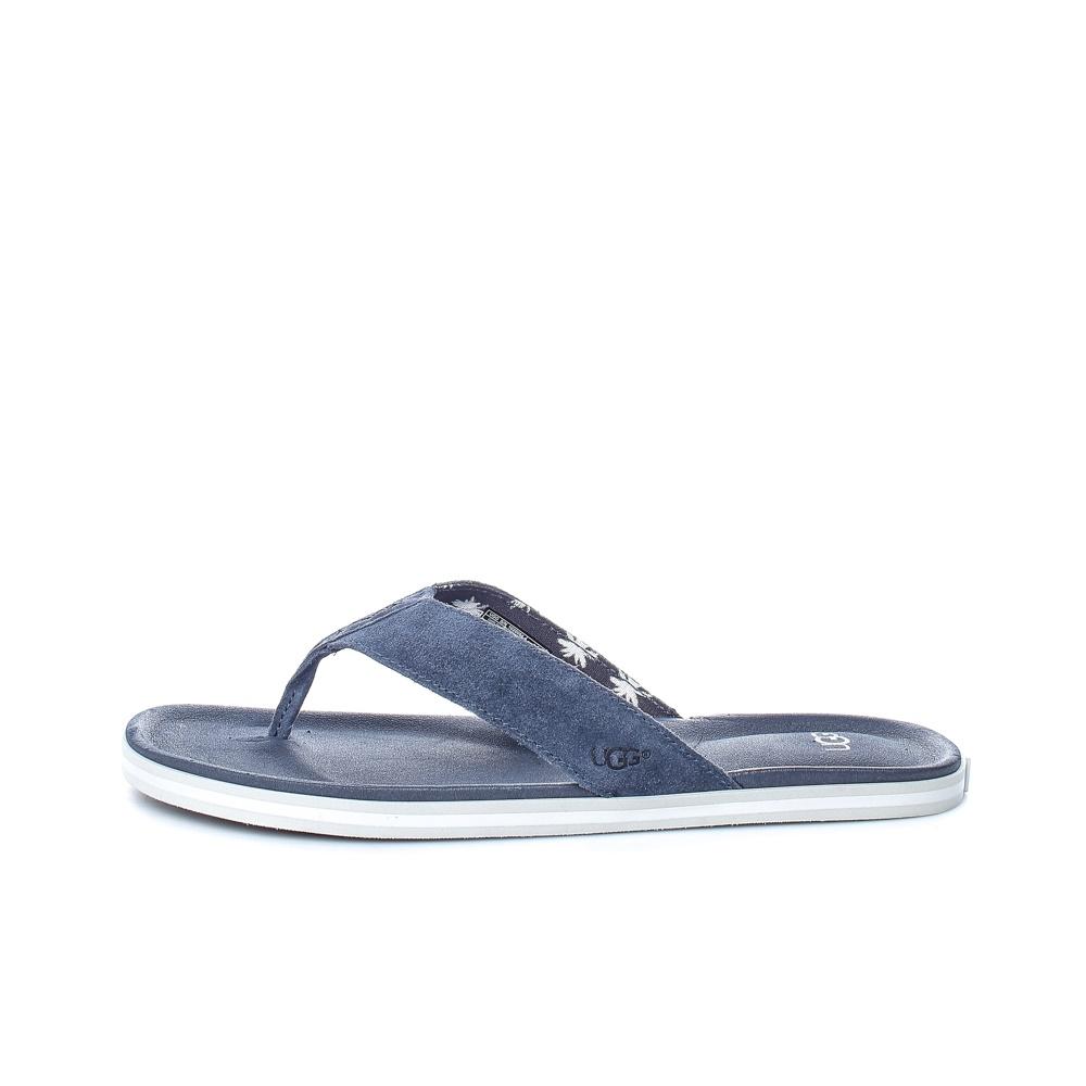 UGG – Ανδρικές σαγιονάρες UGG BRAVEN μπλε