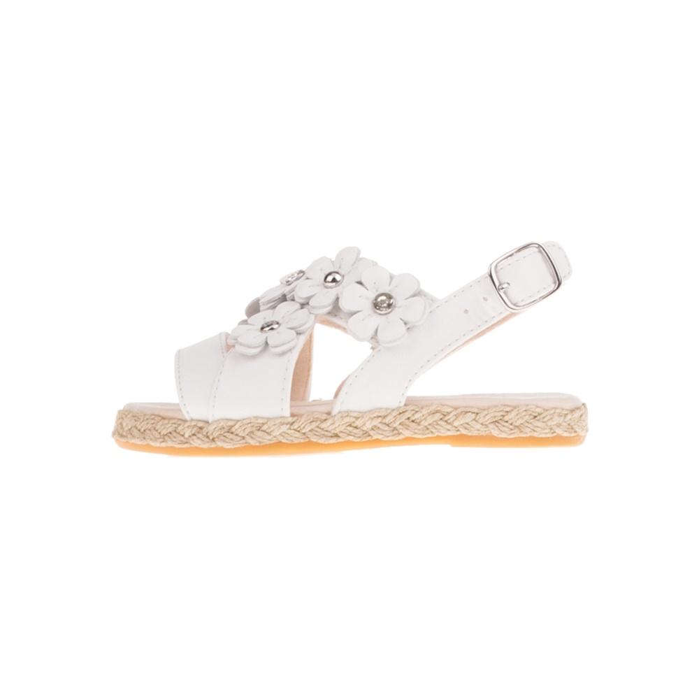 UGG – Βρεφικά σανδάλια UGG ALLAIREY λευκά