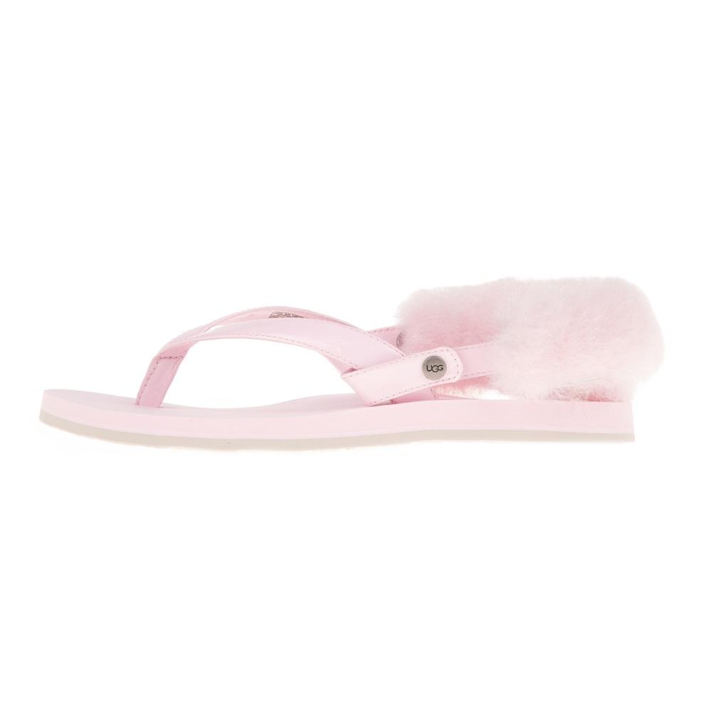 UGG – Γυναικεία σανδάλια UGG W LAALAA ροζ