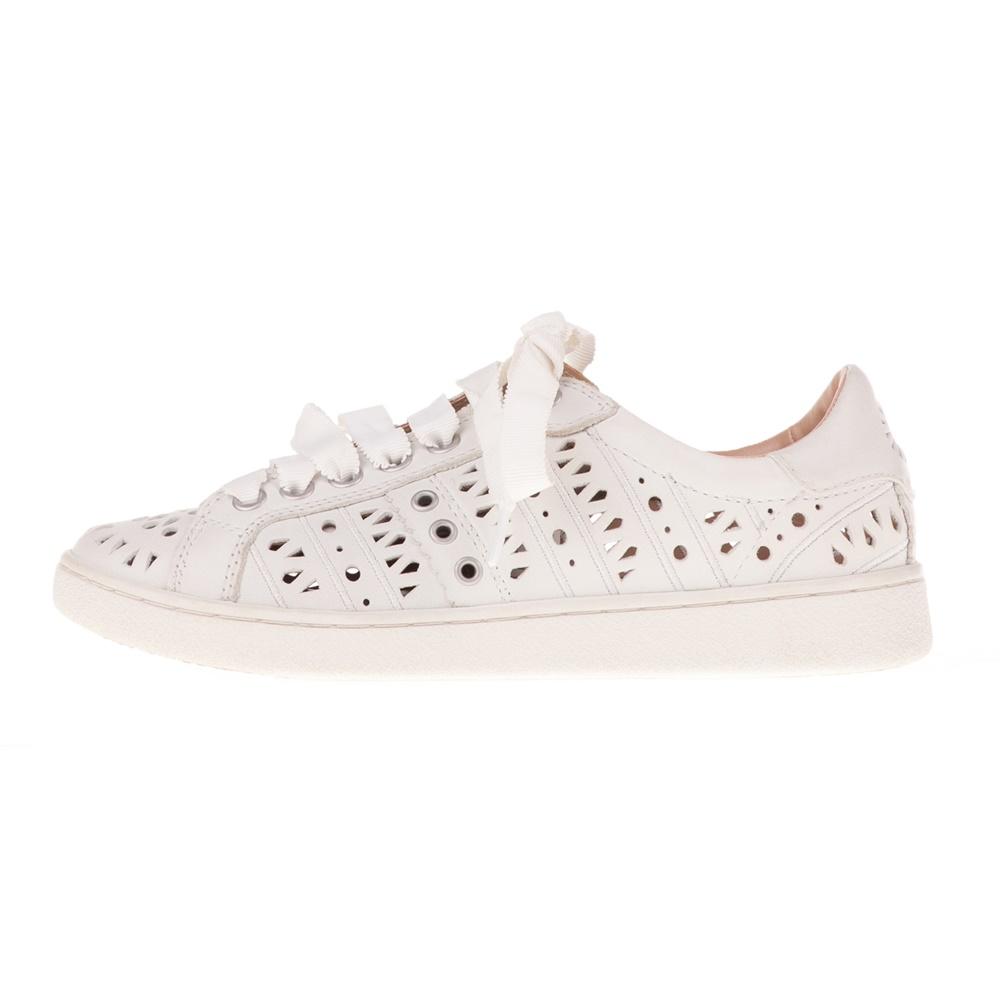 UGG – Γυναικεία sneakers UGG W MILO PERF λευκά