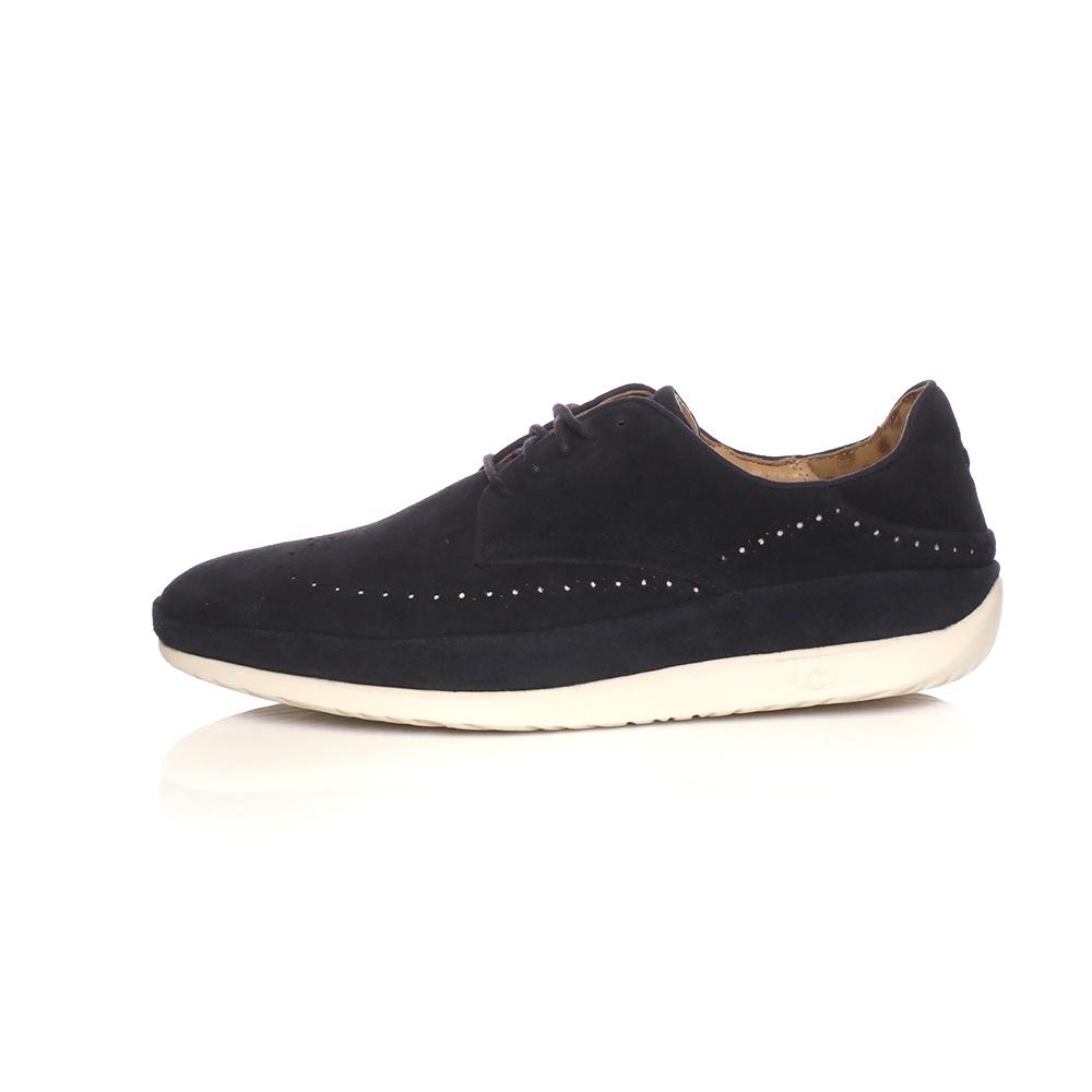 UGG - Ανδρικά παπούτσια Ugg CALI WING-TOE DERBY μπλε ανδρικά παπούτσια δετά casual