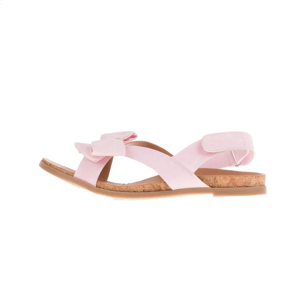 UGG – Παιδικά σανδάλια UGG FONDA ροζ