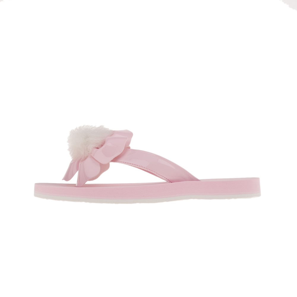 UGG – Παιδικές σαγιονάρες UGG POPPY ροζ