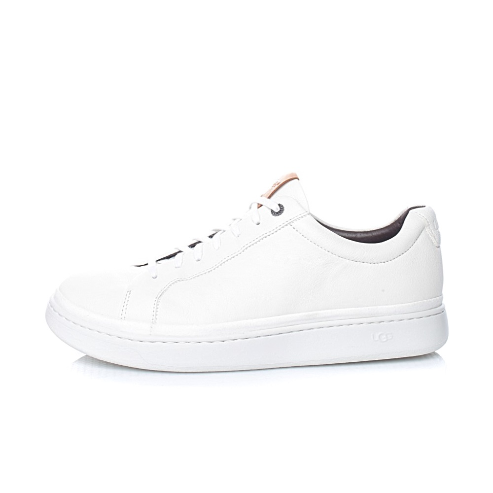 UGG – Ανδρικά sneakers UGG BRECKEN LACE LOW λευκά