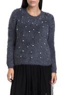 Γυναικείο παλτό FUNKY BUDDHA μπλε σκούρο (1666802.0-1300)  c210c9a9c29