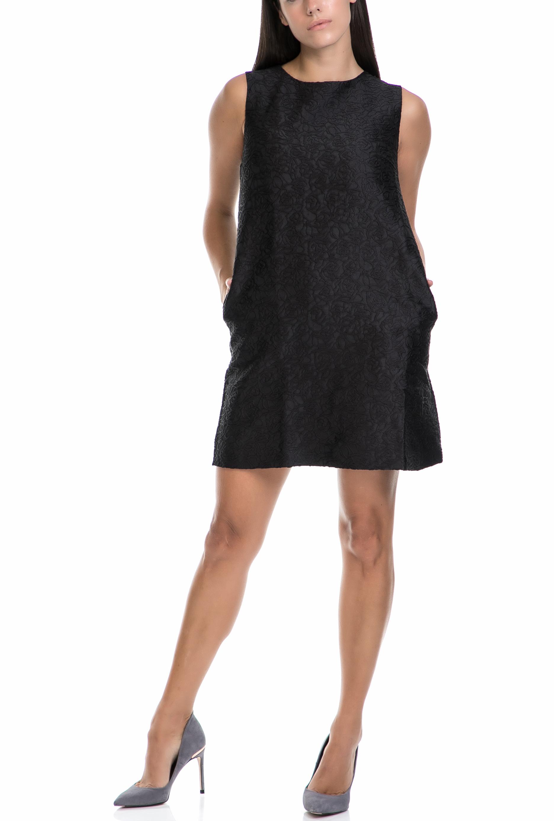 MOLLY BRACKEN - Γυναικείο φόρεμα MOLLY BRACKEN μαύρο γυναικεία ρούχα φορέματα μίνι