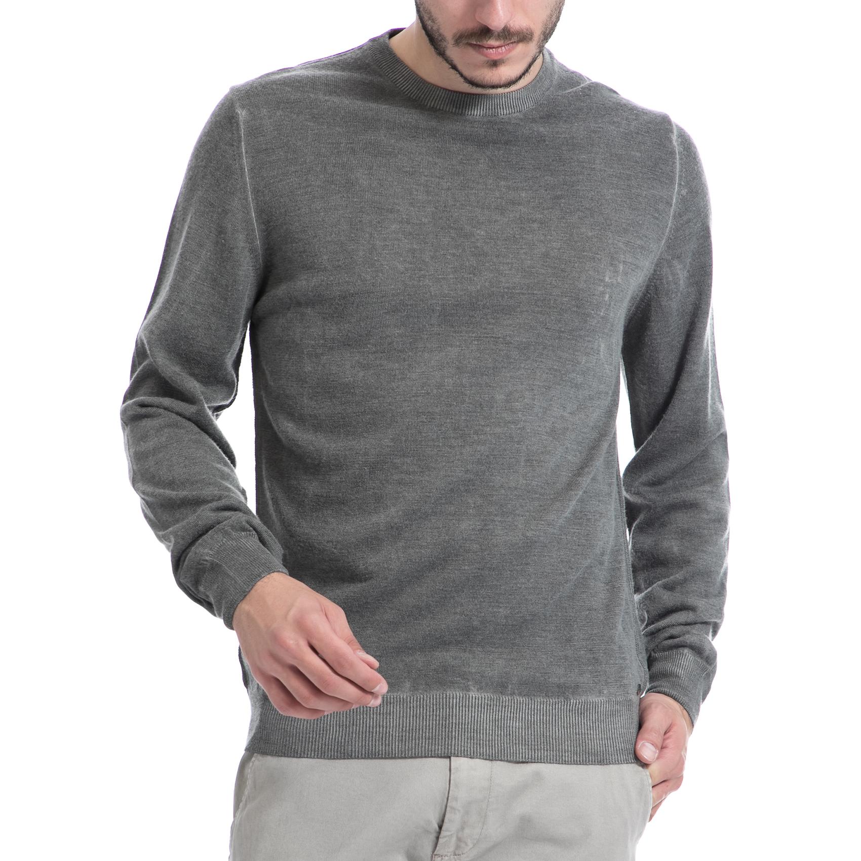 GAUDI - Ανδρική μπλούζα Gaudi γκρι 91e8e2c1460