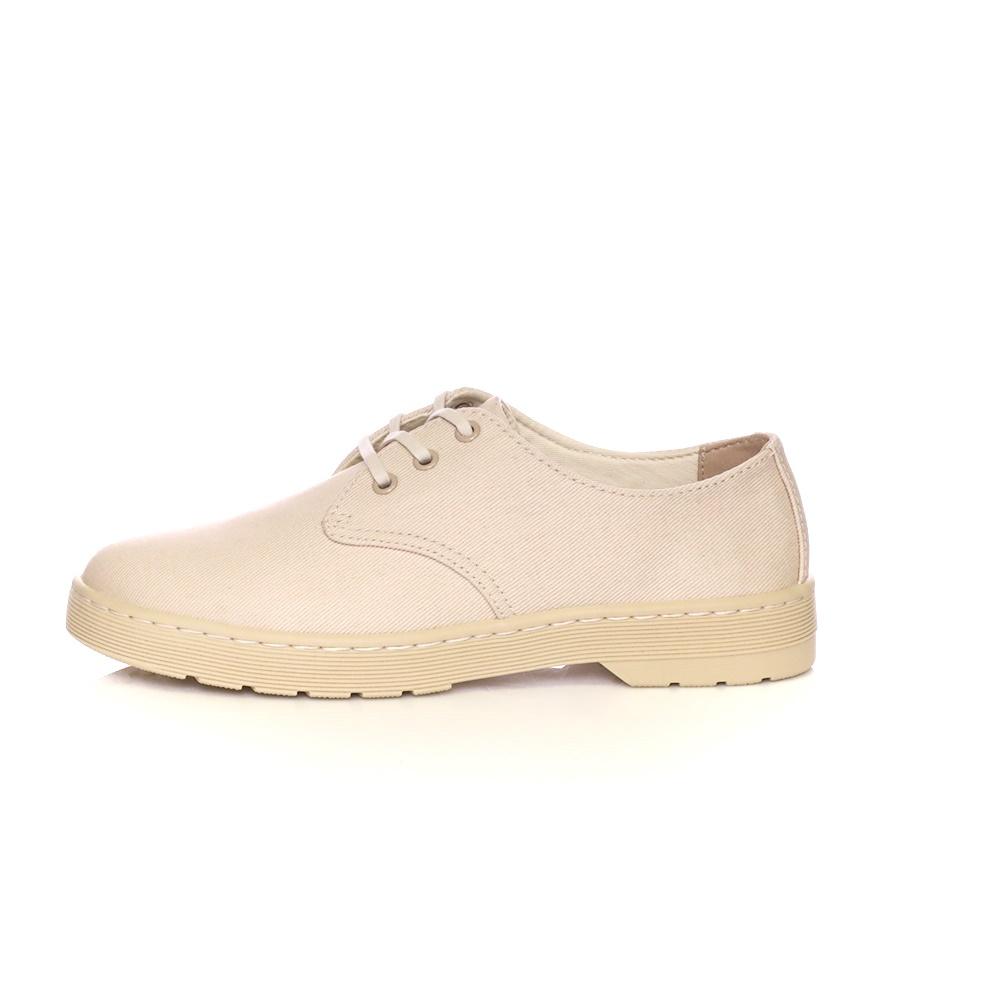 DR.MARTENS – Ανδρικά παπούτσια Delray 3 Eye Shoe μπεζ