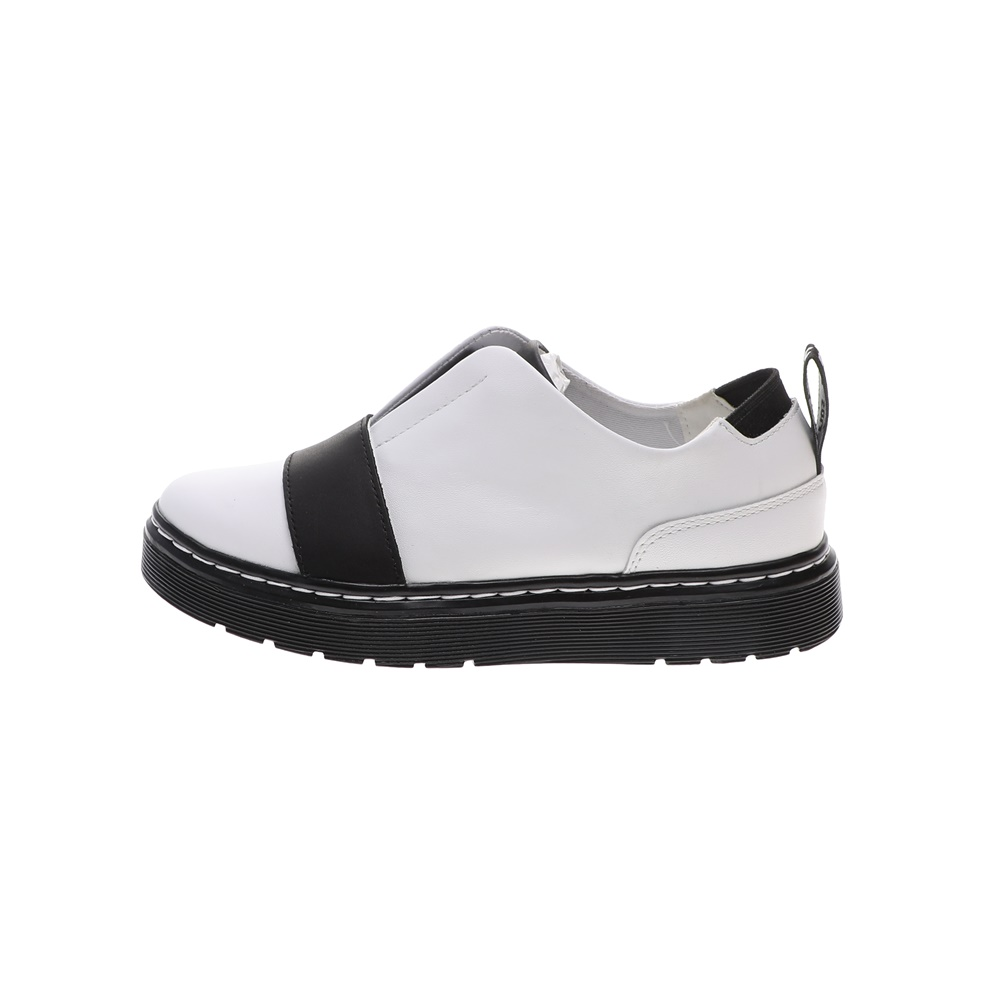 DR.MARTENS – Γυναικεία slip-on DR.MARTENS Lylah λευκά