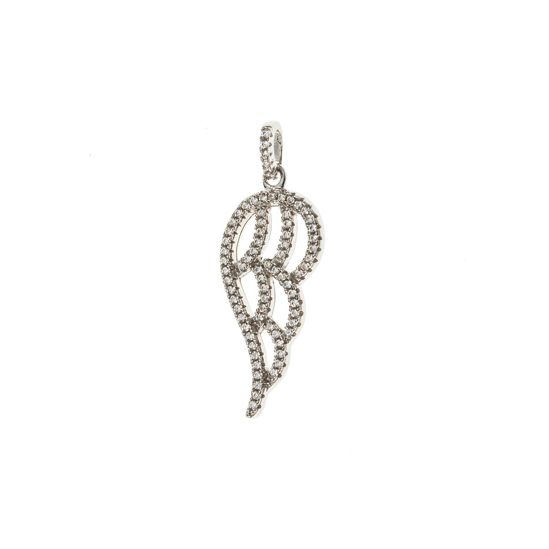 FOLLI FOLLIE - Ασημένιο charm Folli Follie γυναικεία αξεσουάρ κοσμήματα παντατίφ