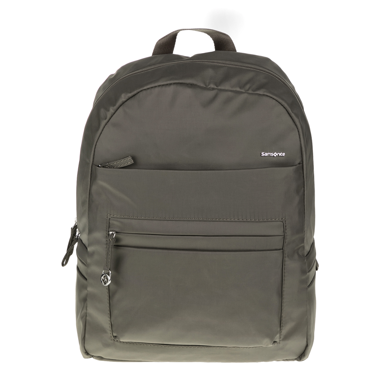 "SAMSONITE - Τσάντα πλάτης MOVE 2.0 BACKPACK 14.1"" γκρι-χακί γυναικεία αξεσουάρ τσάντες σακίδια πλάτης"
