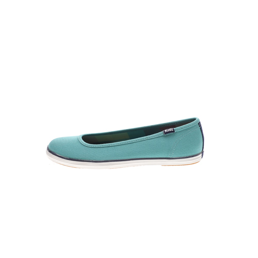 KEDS – Γυναικεία slip on KEDS SKIMMER SOLID TEAL μπλε