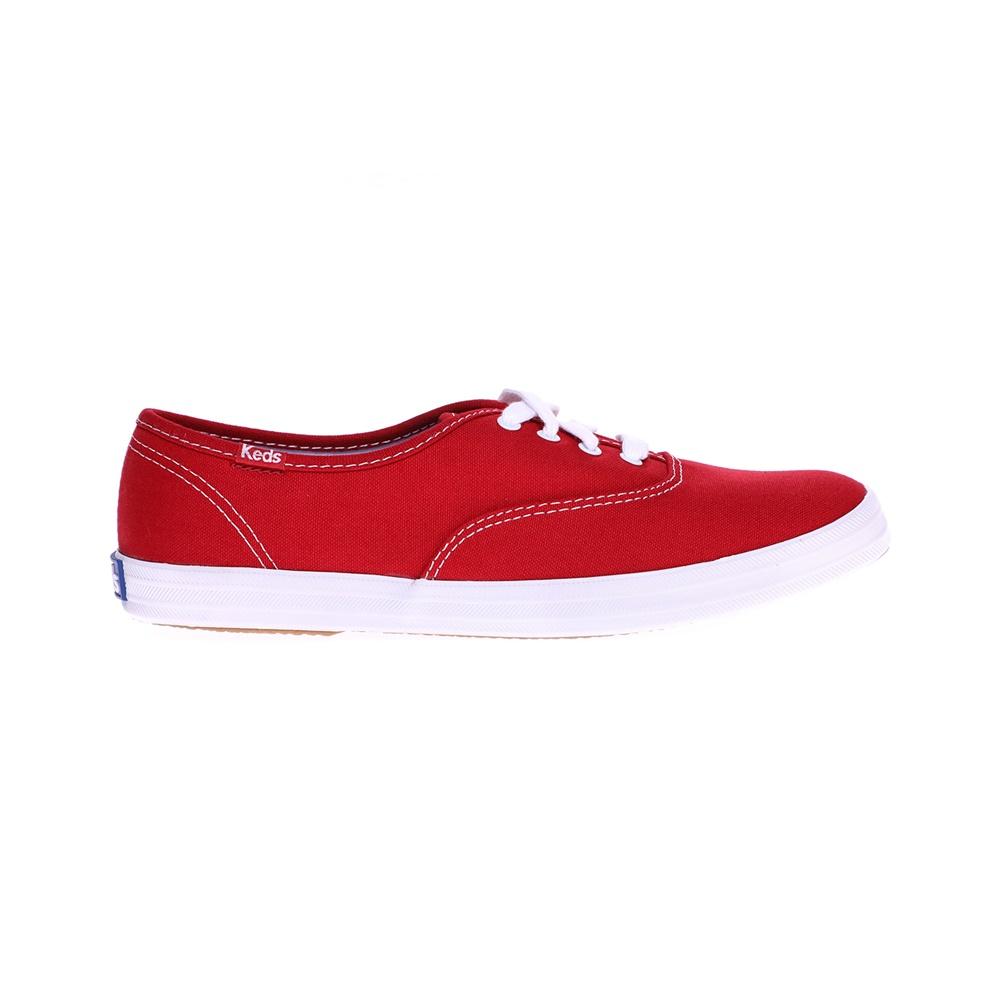 KEDS - Γυναικεία παπούτσια KEDS κόκκινα γυναικεία παπούτσια sneakers