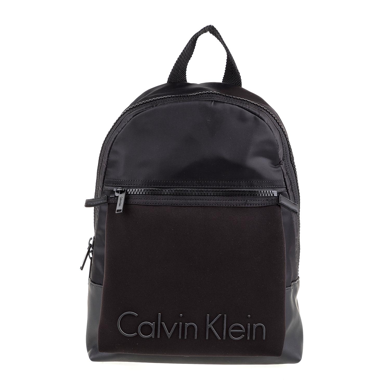 CALVIN KLEIN JEANS - Ανδρικό σακίδιο πλάτης ALEC BACKPACK μαύρο ανδρικά αξεσουάρ τσάντες σακίδια πλάτης