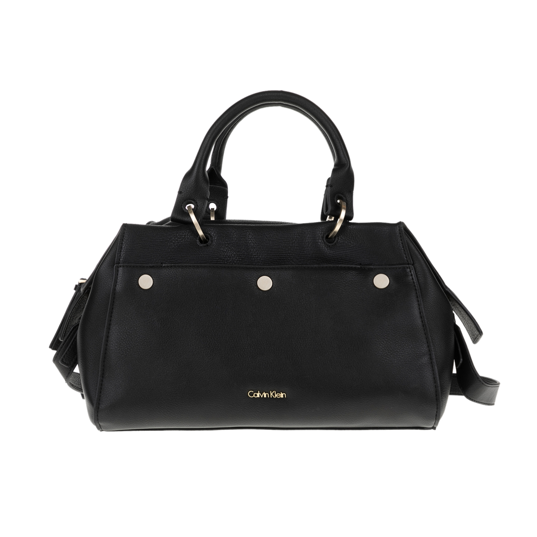 CALVIN KLEIN JEANS - Γυναικεία τσάντα LE4 DUFFLE DUFFEL BAG μαύρη γυναικεία αξεσουάρ τσάντες σακίδια πλάτης