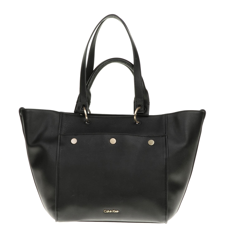 CALVIN KLEIN JEANS - Γυναικεία τσάντα χειρός Calvin Klein Jeans LE4 LARGE TOTE μ γυναικεία αξεσουάρ τσάντες σακίδια χειρός