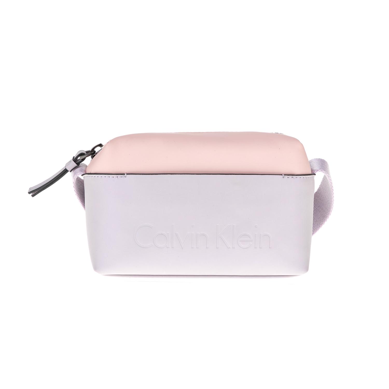 CALVIN KLEIN JEANS - Γυναικεία τσάντα SUSI3 MNI CROSSBODY ροζ γυναικεία αξεσουάρ τσάντες σακίδια ωμου