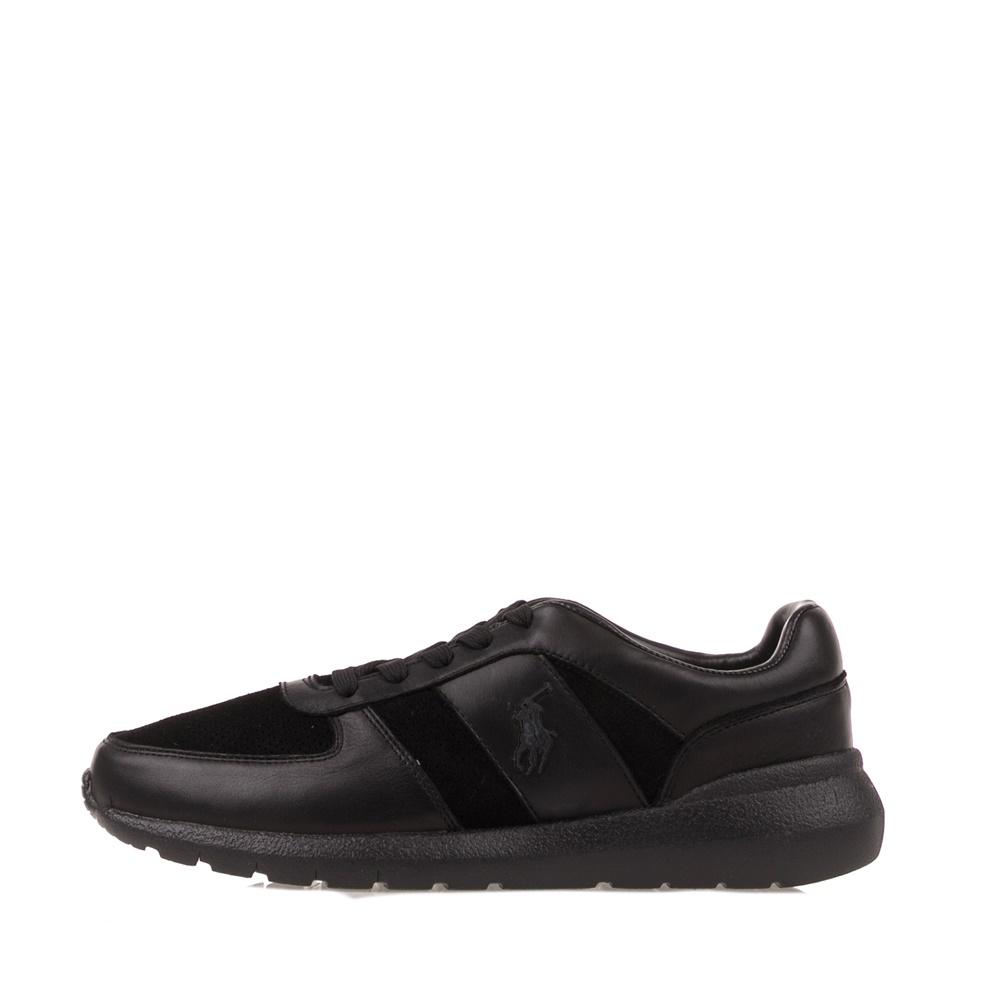 RALPH LAUREN – Ανδρικά sneakers RALPH LAUREN CORDELL μαύρα