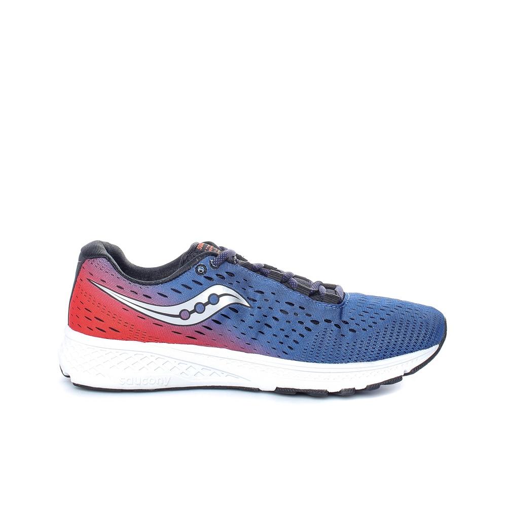 SAUCONY – Ανδρικά παπούτσια για τρέξιμο BREAKTHRU 3 μπλε – πορτοκαλί