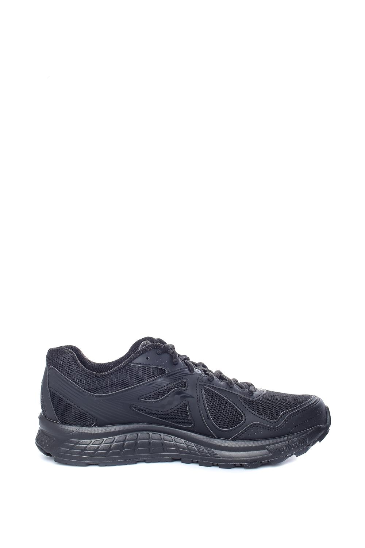 SAUCONY - Ανδρικά παπούτσια για προπόνηση COHESION 10 μαύρα ανδρικά παπούτσια αθλητικά training