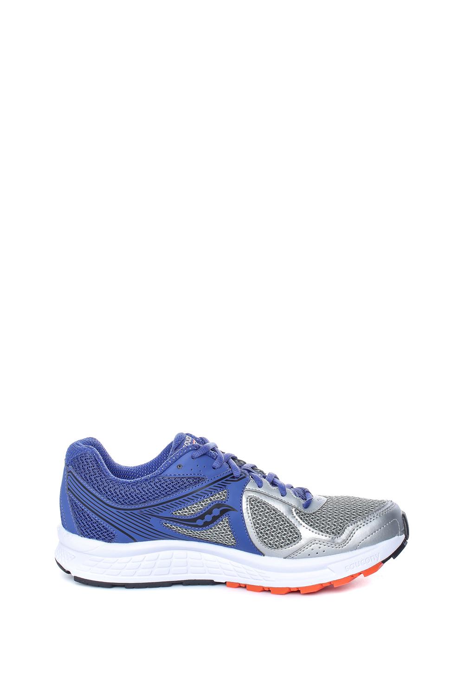 -40% SAUCONY – Ανδρικά παπούτσια για προπόνηση COHESION 10 γκρι – μπλε ad7e15c6da2
