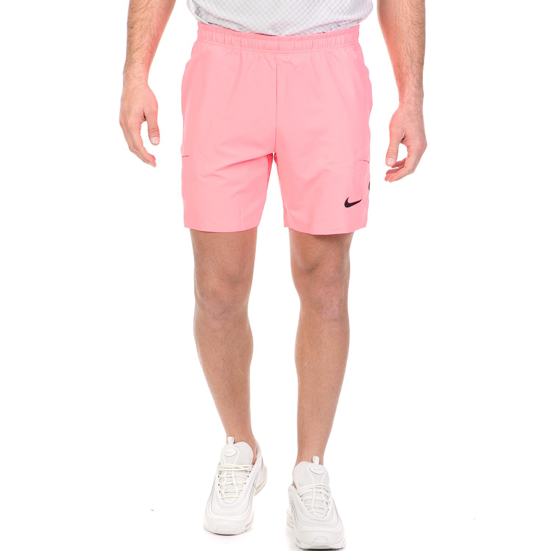 109a9498453 NIKE - Ανδρικό σορτς τένις NIKE NKCT FLX ACE SHORT 7IN ροζ